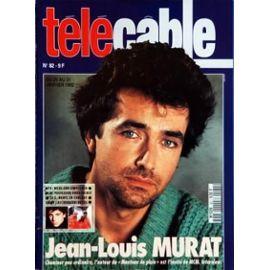 jlm presse tele cable janvier 92